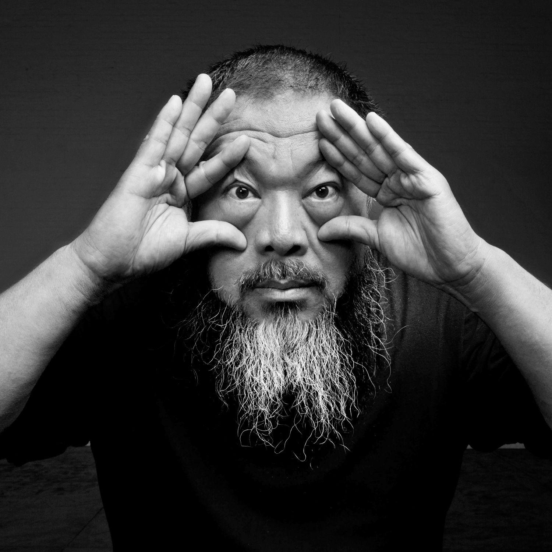 Ai Weiwei, 2012. Photo by Gao Yuan