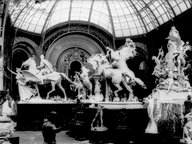 Brooklyn Museum: Visual materials [6.1.014]: Paris Exposition photographs.