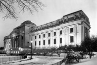Brooklyn Museum: Exterior views [01]