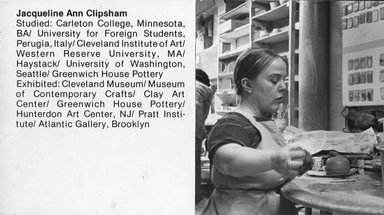 Brooklyn Museum: Faculty with vitae