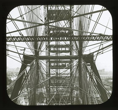 Photograph from on the Original Ferris Wheel