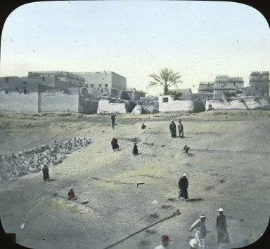Brooklyn Museum: Visual materials [6.1.018]: Egypt.