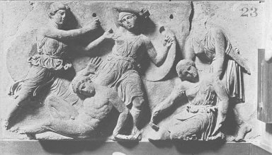 Brooklyn Museum: Visual materials [6.1.020]: Greek art.