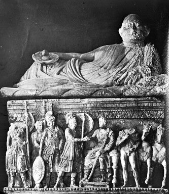 Brooklyn Museum: Visual materials [6.1.021]: Etruscan.