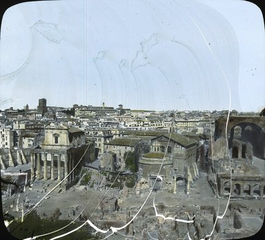 Brooklyn Museum: Visual materials [6.1.023]: Ancient Rome.