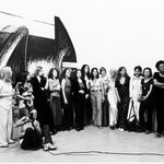 AIR Gallery group portrait, September 16, 1972.