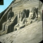 Views, Objects: Egypt. Abu Simbel. View 05: Egypt. Abu Simbel.