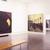 Donald Sultan, April 9, 1988 through June 13, 1988 (Image: PSC_E1988i051.jpg. Brooklyn Museum photograph, 1988)