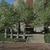 Frieda Schiff Warburg Memorial Sculpture Garden, April 23, 1966 through May 2000 (Image: S06_SG1966_Sculpture_Garden_1980_1985_006.jpg. Brooklyn Museum photograph, 1980-85)