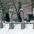 Frieda Schiff Warburg Memorial Sculpture Garden, April 23, 1966 through May 2000 (Image: S06_SG1966_Sculpture_Garden_1980_1985_042.jpg. Brooklyn Museum photograph, 1980-85)
