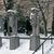 Frieda Schiff Warburg Memorial Sculpture Garden, April 23, 1966 through May 2000 (Image: S06_SG1966_Sculpture_Garden_1980_1985_047.jpg. Brooklyn Museum photograph, 1980-85)