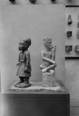 Primitive Negro Art, Chiefly From the Belgian Congo, April 11, 1923 through May 20, 1923 (Image: .  photograph, )