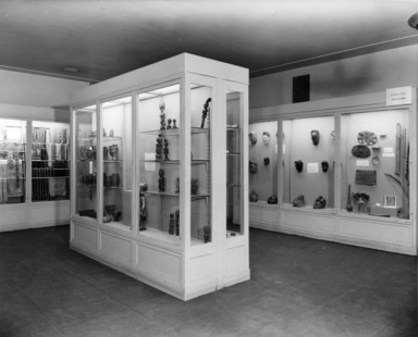 African Gallery (installation), May 1953 through date unknown, 20th Century (Image: .  photograph, )