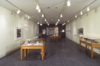 Brooklyn Museum: Working in Brooklyn: Artists Books