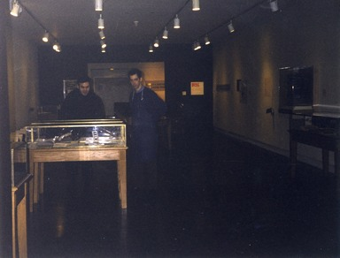 Working in Brooklyn: Artists Books, February 3, 2000 through May 7, 2000 (Image: .  photograph, )