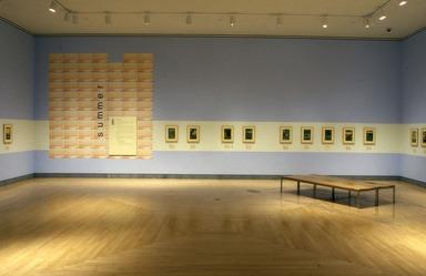 Hiroshige: One Hundred Famous Views of Edo, February 18, 2000 through April 23, 2000 (Image: .  photograph, )