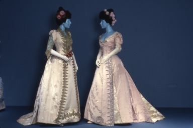 Opulent Era: Fashions of Worth, Doucet and Pingat, December 1, 1989 through February 26, 1990 (Image: .  photograph, )