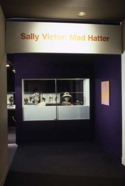 Brooklyn Museum: Sally Victor: Mad Hatter, 1935-1965