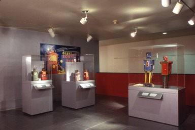 Brooklyn Museum: Robots and Space Toys: The Robert Lesser Collection