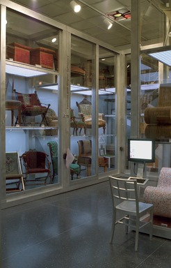 Visible Storage &#149 Study Center, On view since January 14, 2005 (Image: .  photograph, )