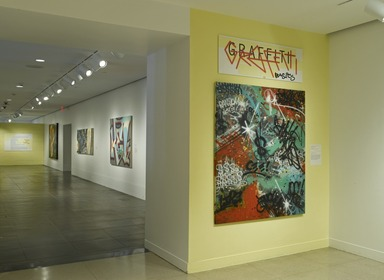 Graffiti Basics, September 6, 2006 through December 31, 2006 (Image: .  photograph, )