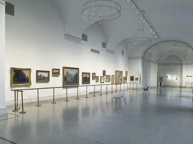 About Time: 700 Years of European Painting, October 3, 2003 through January 7, 2008 (Image: .  photograph, )