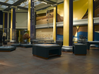 Living Legacies: The Arts of the Americas, April 16, 2004 through March 18, 2008 (Image: .  photograph, )