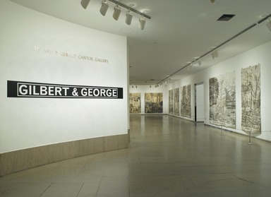 Gilbert & George, October 3, 2008 through January 11, 2009 (Image: .  photograph, )
