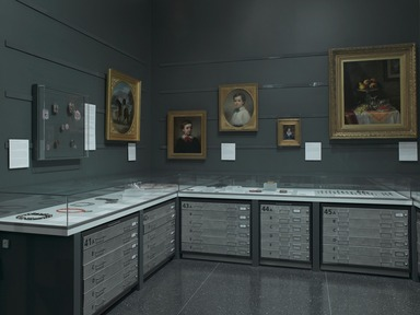 Small Wonders from the American Collections, On view since October 15, 2008 (Image: .  photograph, )