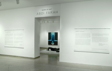 Work of Art: Abdi Farah, August 14, 2010 through October 17, 2010 (Image: .  photograph, )