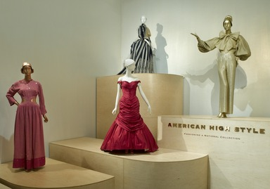 American High Style: Fashioning a National Collection, May 7, 2010 through August 1, 2010 (Image: .  photograph, )