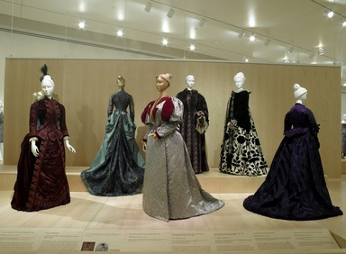 Brooklyn Museum: American High Style: Fashioning a National Collection