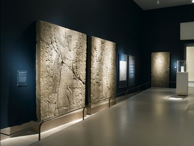 Selected Works of Ancient Near Eastern Art, including Assyrian Reliefs, October 7, 2009 through date unknown, 21st Century (Image: .  photograph, )