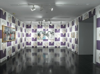 Andy Warhol: The Last Decade, June 18, 2010 through September 12, 2010 (Image: .  photograph, )