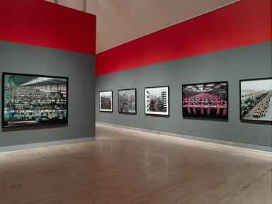 Brooklyn Museum: Manufactured Landscapes: The Photographs of Edward Burtynsky