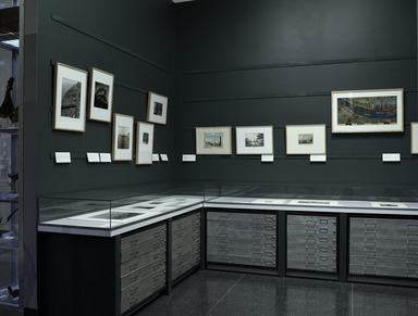 Luce Visible Storage/Study Center: Brooklyn on Paper, May 17, 2006 through September 2006 (Image: .  photograph, )