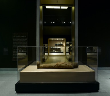 The Mummy Chamber, May 5, 2010 through date unknown (Image: .  photograph, )