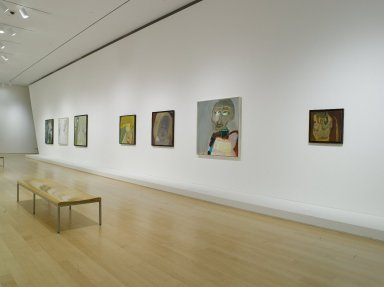 Eva Hesse Spectres 1960, September 16, 2011 through January 8, 2012 (Image: .  photograph, )