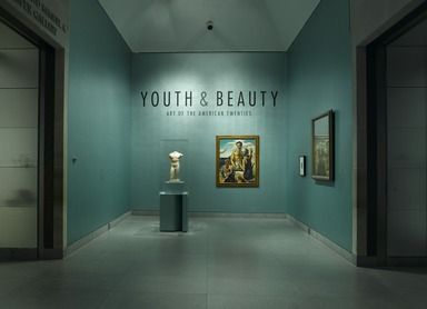 Brooklyn Museum: Youth and Beauty: Art of the American Twenties