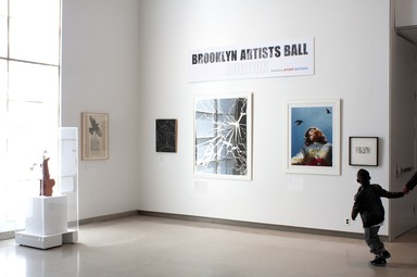 The Brooklyn Artists Ball Auction, April 13, 2012 through April 19, 2012 (Image: .  photograph, )