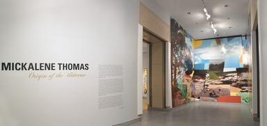 Mickalene Thomas: Origin of the Universe, September 28, 2012 through January 20, 2013 (Image: .  photograph, )