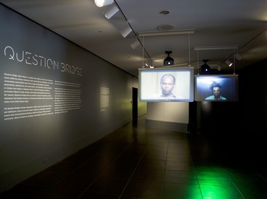 Question Bridge: Black Males, January 13, 2012 through July 15, 2012 (Image: .  photograph, )