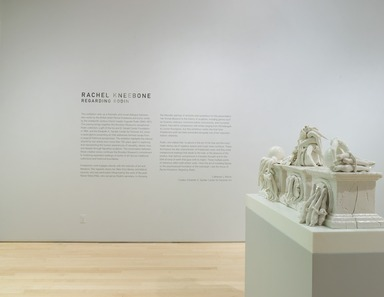 Rachel Kneebone: Regarding Rodin, January 27, 2012 through August 12, 2012 (Image: .  photograph, )