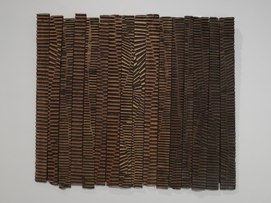 Gravity and Grace: Monumental Works by El Anatsui, February 8, 2013 through August 18, 2013 (Image: .  photograph, )