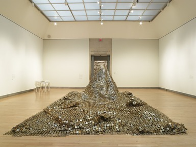 Brooklyn Museum: Gravity and Grace: Monumental Works by El Anatsui