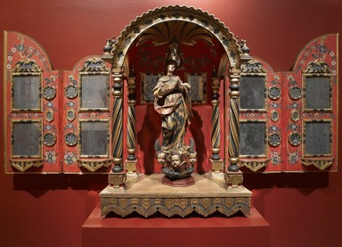 Behind Closed Doors: Art in the Spanish American Home, 1492–1898, September 20, 2013 through January 12, 2014 (Image: .  photograph, )