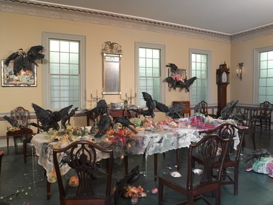 Valerie Hegarty: Alternative Histories, May 17, 2013 through December 1, 2013 (Image: .  photograph, )