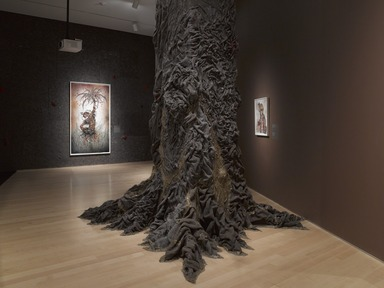 Wangechi Mutu: A Fantastic Journey, October 11, 2013 through March 9, 2014 (Image: .  photograph, )