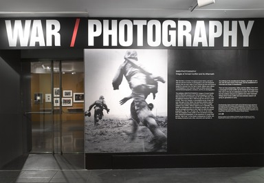WAR/PHOTOGRAPHY: Images of Armed Conflict and Its Aftermath, November 8, 2013 through February 2, 2014 (Image: .  photograph, )