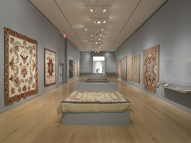 'Workt by Hand': Hidden Labor and Historical Quilts, March 15, 2013 through September 15, 2013 (Image: .  photograph, )